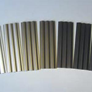Eletro Coloração do Alumínio