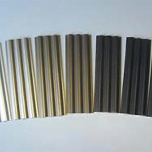 Aditivos para a Eletrocoloração do Alumínio